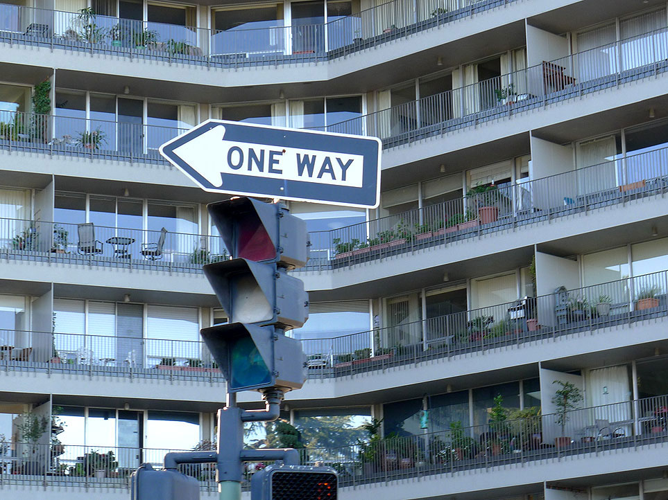 One Way - Oakland