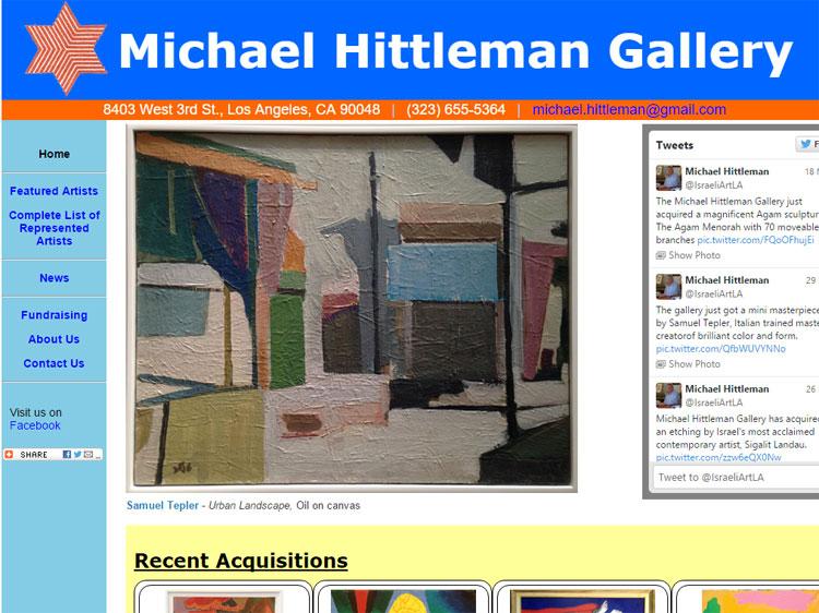 Michael Hittleman Gallery