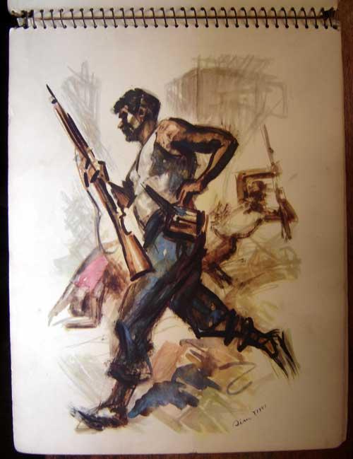 Estampas de la Revolutión Española - Steel